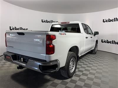 2021 Chevrolet Silverado 1500 Double Cab 4x4, Pickup #ZT9702 - photo 2