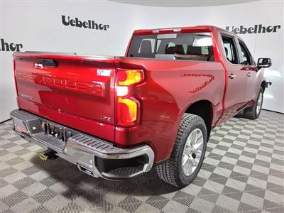 2021 Chevrolet Silverado 1500 Crew Cab 4x4, Pickup #ZT9706 - photo 4