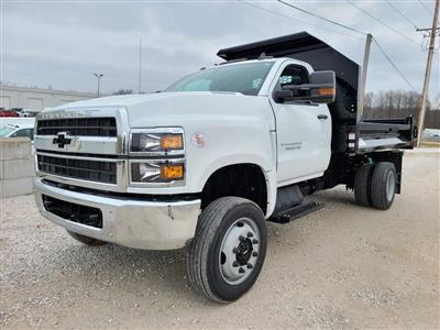 2020 Chevrolet Silverado 5500 Regular Cab DRW 4x4, Knapheide Drop Side Dump Body #ZT9713 - photo 3