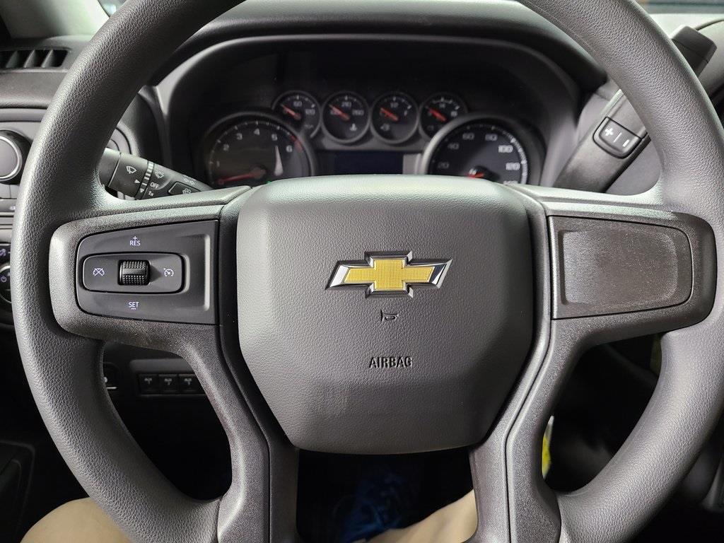 2020 Chevrolet Silverado 3500 Crew Cab 4x4, Reading SL Service Body #ZT9724 - photo 13