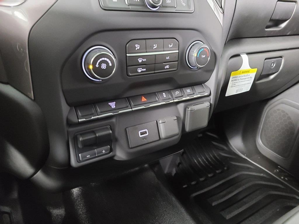 2020 Chevrolet Silverado 3500 Regular Cab DRW 4x4, Hillsboro Platform Body #ZT9729 - photo 12