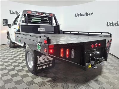 2020 Chevrolet Silverado 3500 Regular Cab DRW 4x4, Hillsboro Platform Body #ZT9729 - photo 2