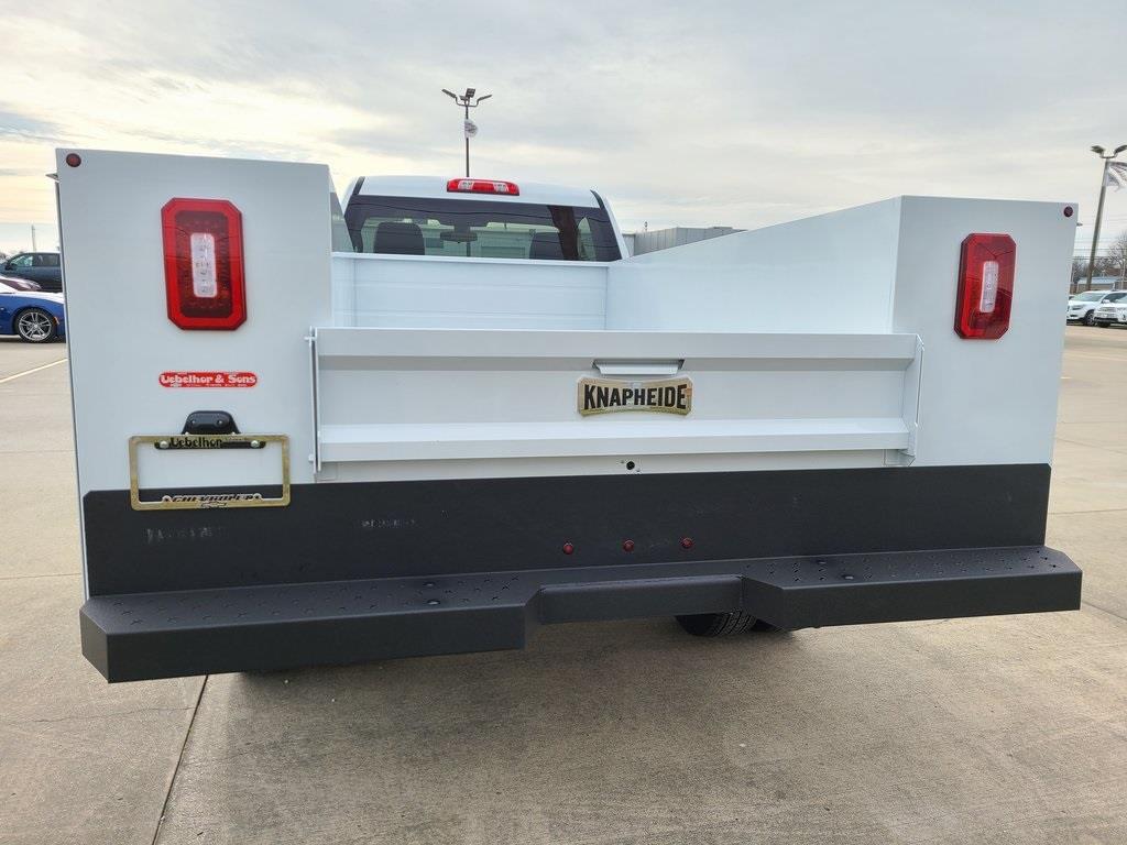 2020 Chevrolet Silverado 3500 Regular Cab DRW 4x4, Knapheide Steel Service Body #ZT9748 - photo 2