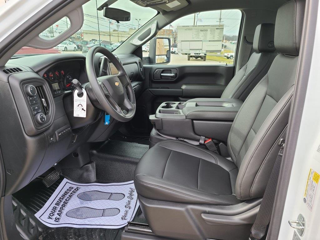 2020 Chevrolet Silverado 3500 Regular Cab DRW 4x4, Knapheide Steel Service Body #ZT9748 - photo 8