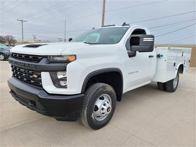 2020 Chevrolet Silverado 3500 Regular Cab DRW 4x4, Knapheide Steel Service Body #ZT9749 - photo 3