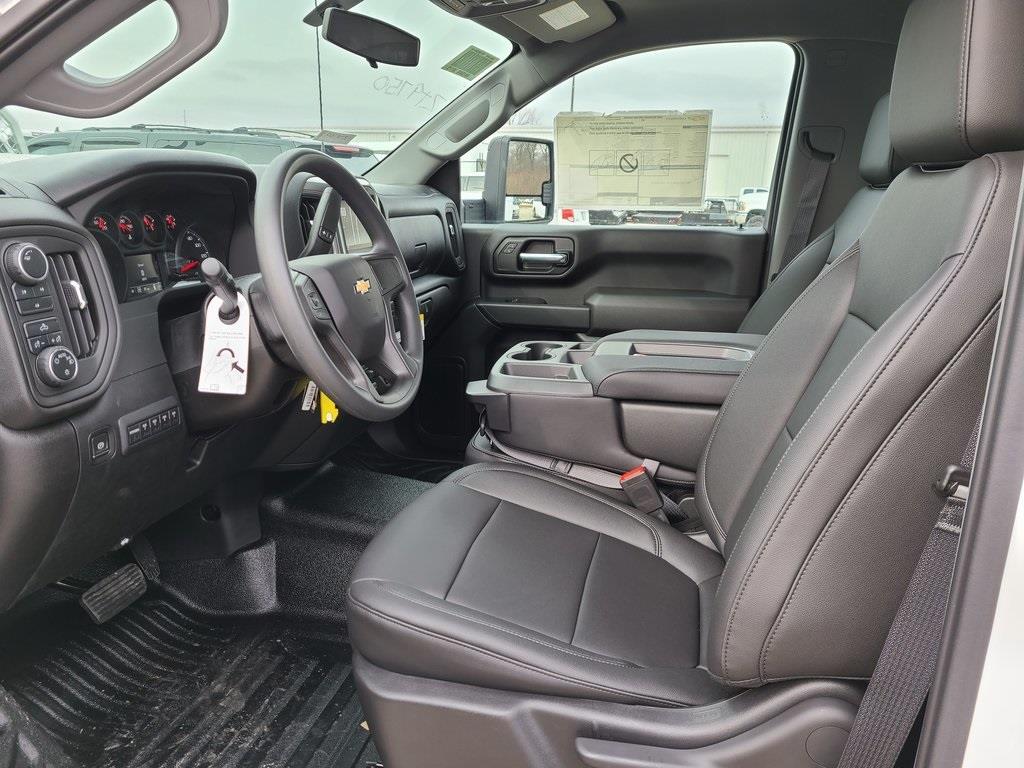 2020 Chevrolet Silverado 3500 Regular Cab DRW 4x4, Knapheide Steel Service Body #ZT9750 - photo 7