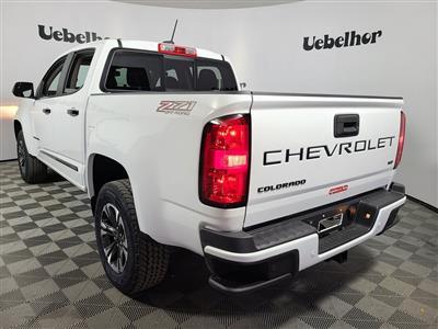 2021 Chevrolet Colorado Crew Cab 4x4, Pickup #ZT9753 - photo 2