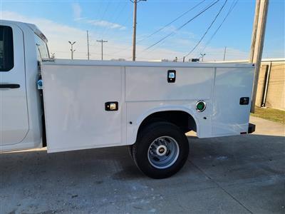 2020 Chevrolet Silverado 3500 Crew Cab DRW 4x2, Knapheide Steel Service Body #ZT9969 - photo 4