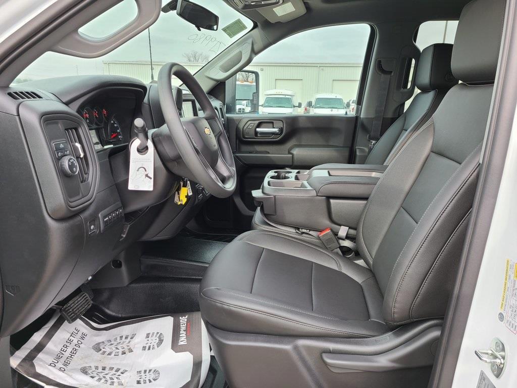 2020 Chevrolet Silverado 3500 Crew Cab DRW 4x2, Knapheide Steel Service Body #ZT9980 - photo 9