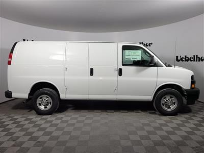 2021 Chevrolet Express 2500 4x2, Empty Cargo Van #ZT9982 - photo 3