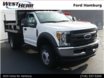2017 F-550 Regular Cab DRW 4x4, Rugby Dump Body #FHF170961 - photo 1