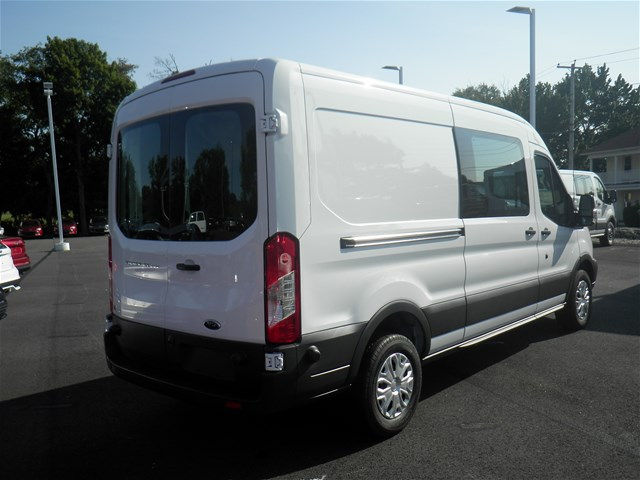 2017 Transit 250 Medium Roof Cargo Van #CFCR1763 - photo 3