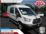2017 Transit 250 Medium Roof Cargo Van #CFCR1763 - photo 1