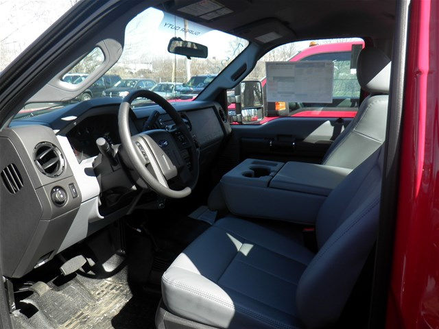 2016 F-350 Regular Cab 4x4 Pickup #CFCR8901 - photo 9