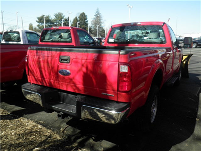 2016 F-350 Regular Cab 4x4 Pickup #CFCR8901 - photo 6