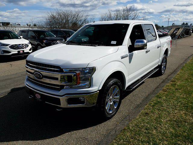 2018 Ford F-150 SuperCrew Cab 4x4, Pickup #CG5344A - photo 4