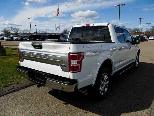 2018 Ford F-150 SuperCrew Cab 4x4, Pickup #CG5344A - photo 2
