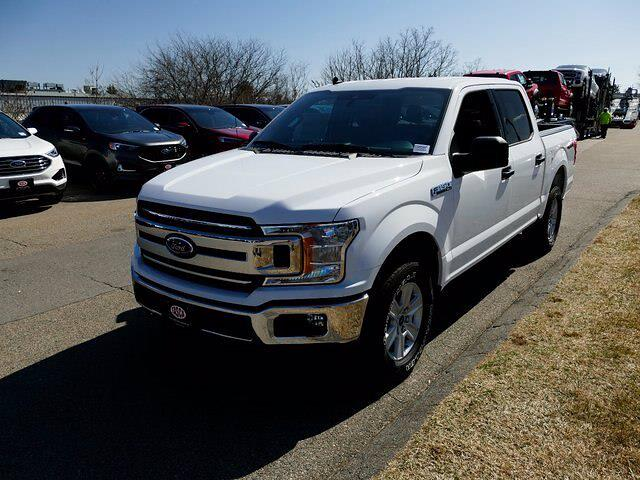 2019 Ford F-150 SuperCrew Cab 4x4, Pickup #CG6097 - photo 2