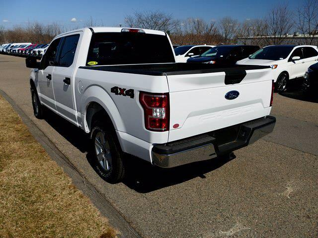 2019 Ford F-150 SuperCrew Cab 4x4, Pickup #CG6097 - photo 4