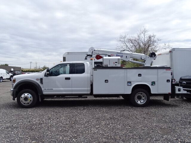 2019 Ford F-550 Super Cab DRW 4x4, Knapheide KMT Mechanics Body #CG6171 - photo 1