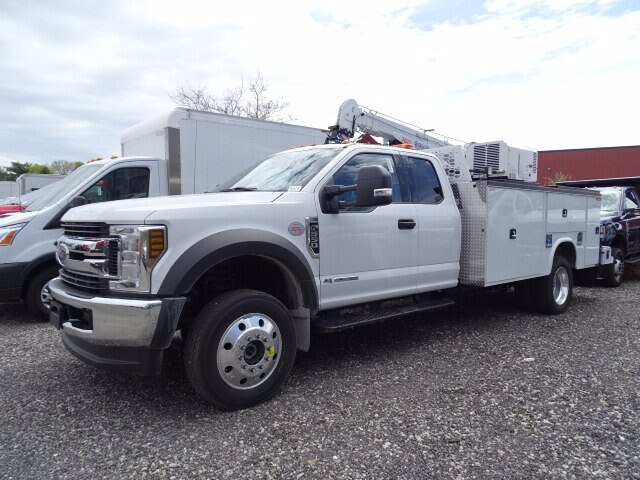 2019 Ford F-550 Super Cab DRW 4x4, Knapheide KMT Mechanics Body #CG6171 - photo 3