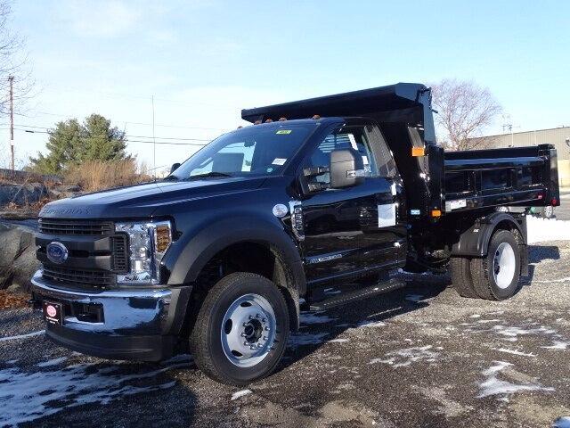 2019 Ford F-550 Regular Cab DRW 4x4, Rugby Eliminator LP Steel Dump Body #CG6229 - photo 3
