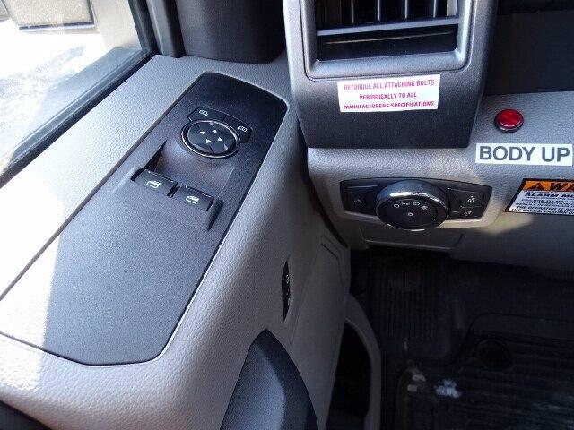 2019 Ford F-550 Regular Cab DRW 4x4, Rugby Eliminator LP Steel Dump Body #CG6229 - photo 9