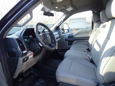 2019 Ford F-550 Regular Cab DRW 4x4, Rugby Eliminator LP Steel Dump Body #CG6229 - photo 5