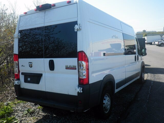 2018 ProMaster 2500 High Roof FWD, Empty Cargo Van #CG6375A - photo 1