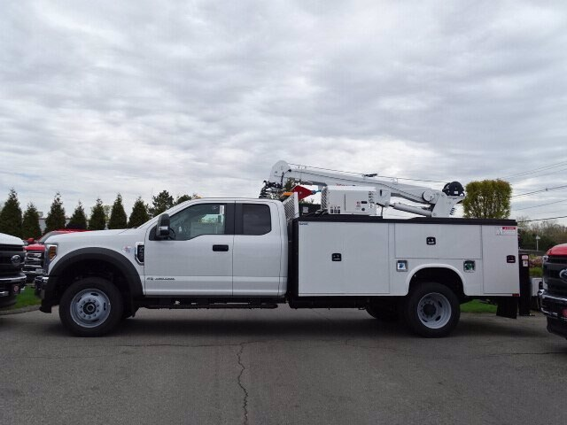 2019 Ford F-550 Super Cab DRW 4x4, Knapheide Mechanics Body #CG6529 - photo 1