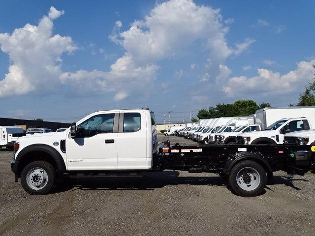 2020 Ford F-550 Super Cab DRW 4x4, Switch N Go Hooklift Body #CG6894 - photo 2