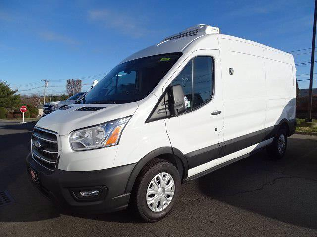2020 Ford Transit 250 Med Roof 4x2, Thermo King Refrigerated Body #CG7161 - photo 1