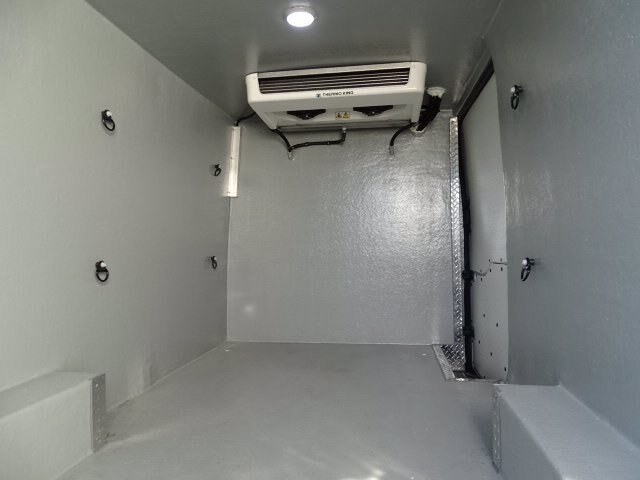 2020 Ford Transit 250 Med Roof 4x2, Thermo King Refrigerated Body #CG7161 - photo 7