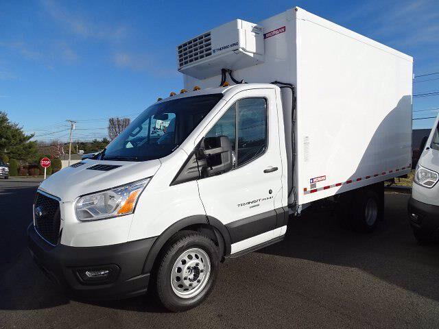 2020 Ford Transit 350 HD DRW 4x2, Morgan Refrigerated Body #CG7279 - photo 1