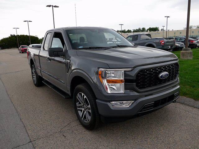 2021 Ford F-150 Super Cab 4x4, Pickup #CG7530 - photo 1