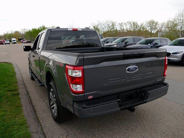2021 Ford F-150 Super Cab 4x4, Pickup #CG7530 - photo 5