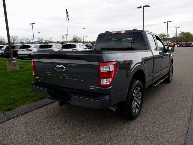 2021 Ford F-150 Super Cab 4x4, Pickup #CG7530 - photo 2