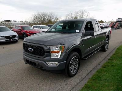 2021 Ford F-150 Super Cab 4x4, Pickup #CG7530 - photo 4