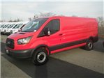 2016 Transit 350 Low Roof 4x2,  Empty Cargo Van #CGHT1187 - photo 9