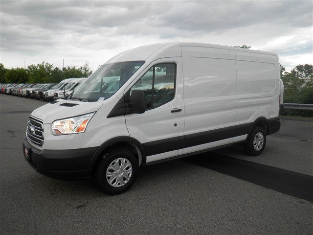 2017 Transit 250 Medium Roof Cargo Van #CR1205 - photo 10
