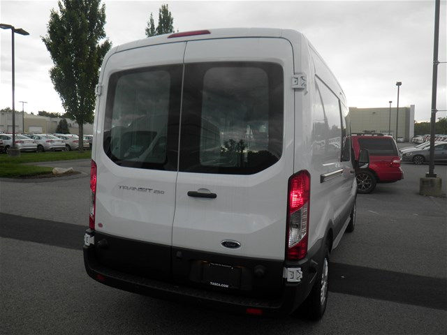 2017 Transit 250 Medium Roof Cargo Van #CR1205 - photo 3