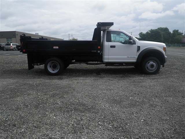 2017 F-550 Regular Cab DRW 4x4,  Reading Marauder Standard Duty Dump Body #CR1449 - photo 17