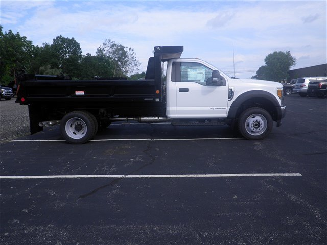 2017 F-550 Regular Cab DRW 4x4,  Reading Marauder Standard Duty Dump Body #CR1449 - photo 18