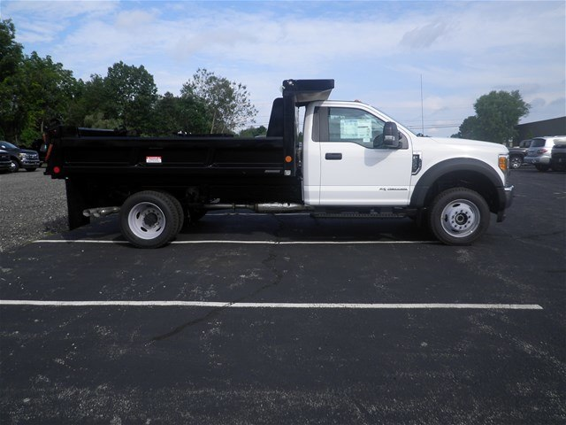 2017 F-550 Regular Cab DRW 4x4,  Reading Marauder Standard Duty Dump Body #CR1449 - photo 19