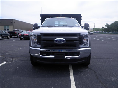 2017 F-550 Regular Cab DRW 4x4,  Reading Marauder Standard Duty Dump Body #CR1449 - photo 16