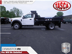 2017 F-550 Regular Cab DRW 4x4,  Reading Marauder Standard Duty Dump Body #CR1449 - photo 1
