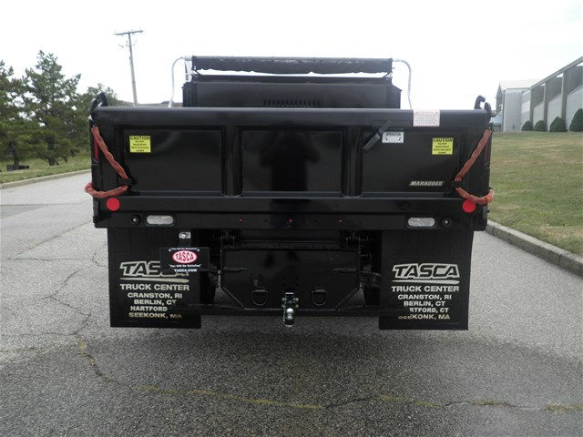 2017 F-550 Super Cab DRW 4x4, Reading Dump Body #CR1450 - photo 2