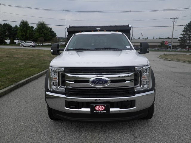2017 F-550 Super Cab DRW 4x4, Reading Dump Body #CR1450 - photo 4