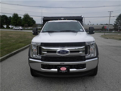 2017 F-550 Super Cab DRW 4x4, Reading Marauder Standard Duty Dump Dump Body #CR1450 - photo 4