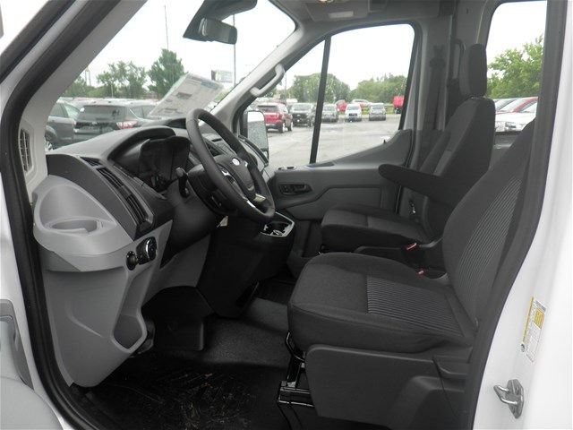 2017 Transit 250 Medium Roof Cargo Van #CR1530 - photo 12